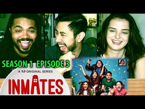 TVF INMATES | S01E03 | Reaction w/ Chuck & Olena!