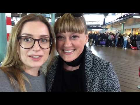 First vlog! - The day in Groningen - Rehearsal with Vesselina Kasarova - Some fun!