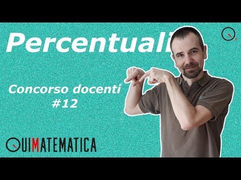 Percentuali: un quiz, tre soluzioni | Come superare la PRESELEZIONE del CONCORSO DOCENTI #12