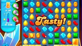 Candy Crush Saga SODA Level 1411 CE