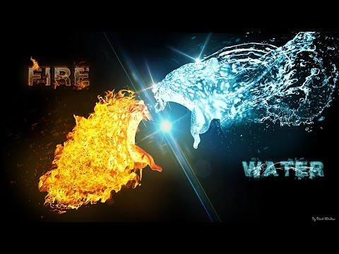 Firehose vs flamethrower. - YouTube