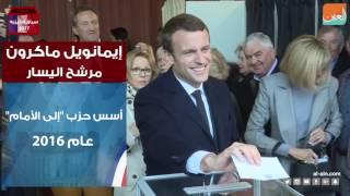 فرنسا منقسمة بين ماكرون ولوبان