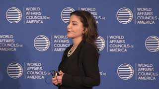 2018 National Conference - Dr. Nina Ansary: The Global Fight for Women's Rights
