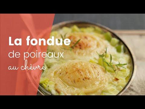 la-recette-facile-de-la-fondue-de-poireaux-au-chèvre