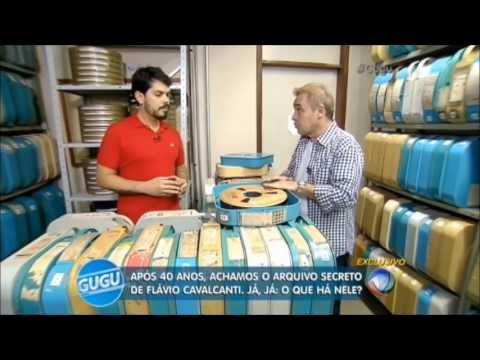 ARQUIVO ENCONTRADO DA TV TUPI, BELCHIOR É A PRIMEIRA ATRAÇÃO