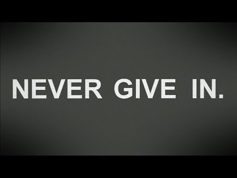 Never Give In, Never, Never, Never, 1941