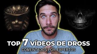 ¿Qué hay de cierto en los vídeos de DROSS?