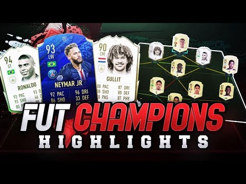 30-0 NO GOALS CONCEDED??? MY FUT CHAMPS HIGHLIGHTS! #FIFA20 Ultimate Team