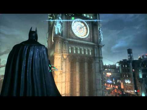 Batman Arkham Knight PC gameplay