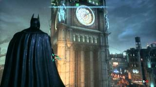 Batman Arkham Knight PC gameplay
