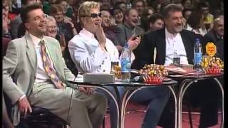 КВН Гарик Мартиросян - Билл Клинтон. Ельцин в экстазе!