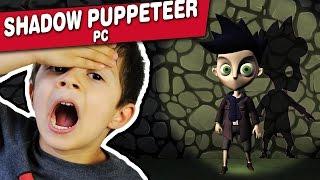 SHADOW PUPPETEER - PC - Gameplay Comentado em Português PT-BR