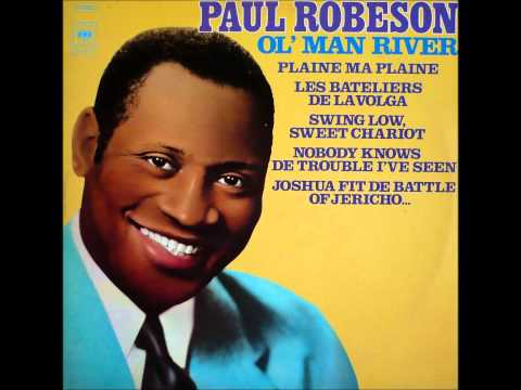 Paul Robeson - Ol' Man River