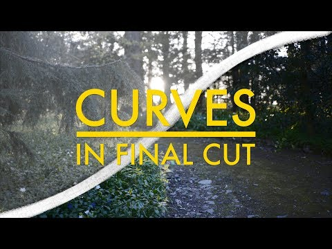 How to Grade S-Log and Cine4 Footage in FCPX Using Curves