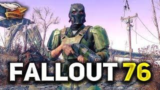 Стрим - Fallout 76 - Ищем ЖЕСТЬ - Часть 2