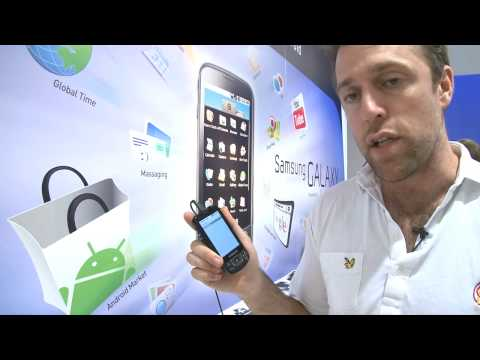 Which?: Samsung Galaxy i7500 Google Android phone launches at IFA Berlin