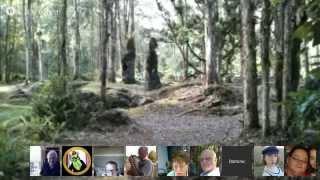 Virtual Photo Walks at Puna District on the Big Island of Hawaii