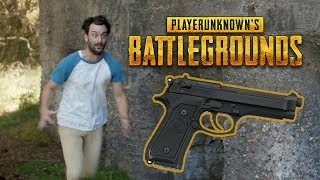 Pick Up - PUBG Logic - VLDL collecting weapons can be difficult