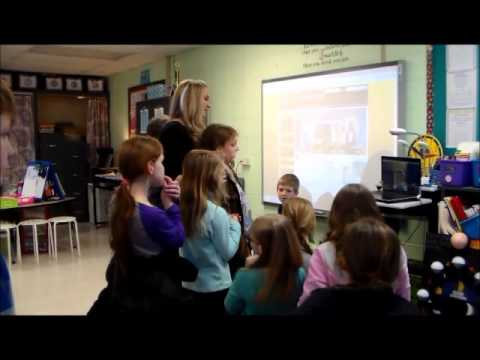 Around the World Digital Citizenship Content Integrated Lesson