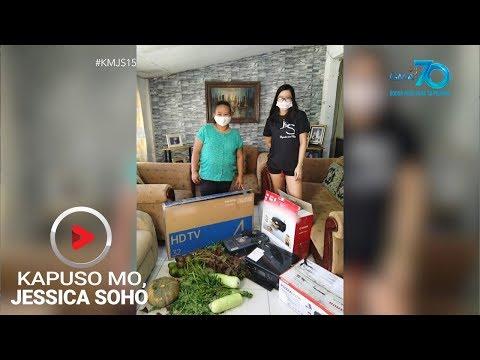 Kapuso Mo, Jessica Soho: Tara, barter tayo!