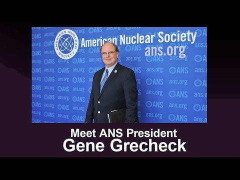 Meet ANS President Gene Grecheck