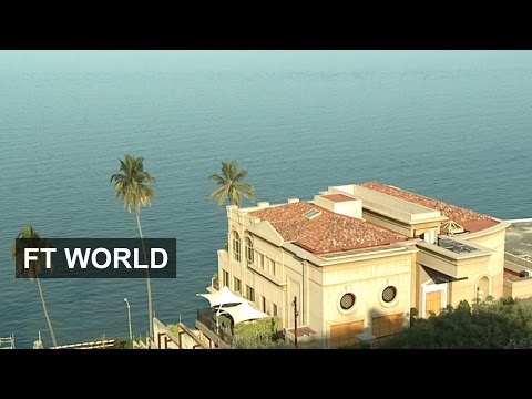 Mozambique's property boom | FT World