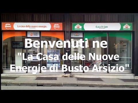 CASA DELLE NUOVE ENERGIE - SHOW ROOM DI BUSTO ARSIZIO