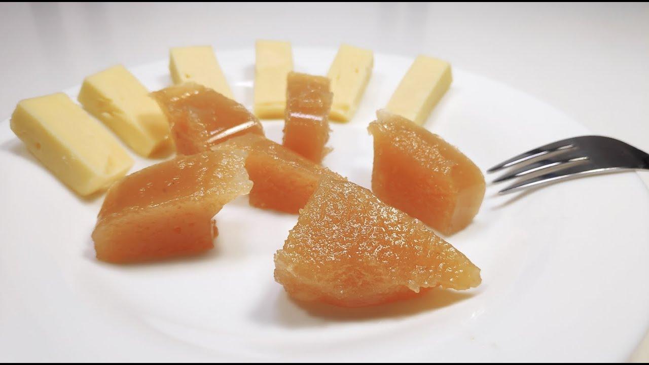 carne de membrillo sin azucar thermomix