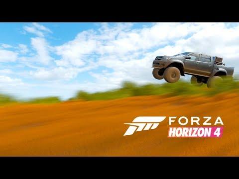 Forza Horizon 4   Team Adventure Time thumbnail