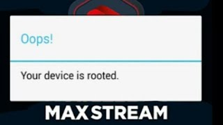 buka maxstream pada android root dengan sekali klik [simple]
