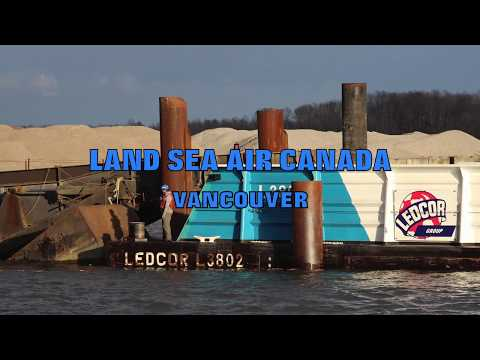 PACIFIC tugboat  HERB L LEDCOR 2017