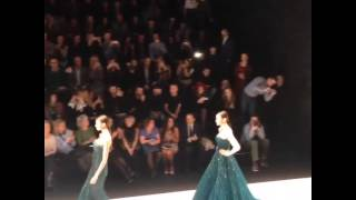 Mercedes Benz Fashion Week 2015: Tony Ward