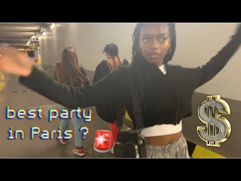 best party in Paris?🔥 #YardSummerClub | #vlog1