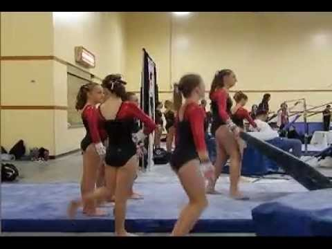 Lady Luck 2011  - Lizzy Phipps 9 on bars