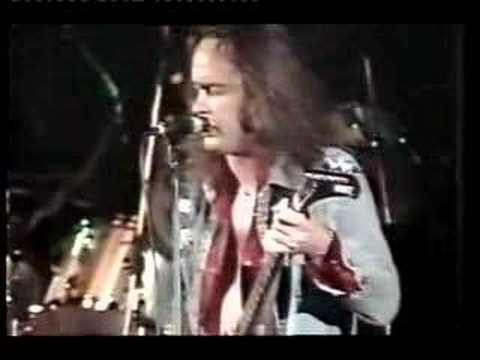 Blackfoot - Wishing Well (live '82)