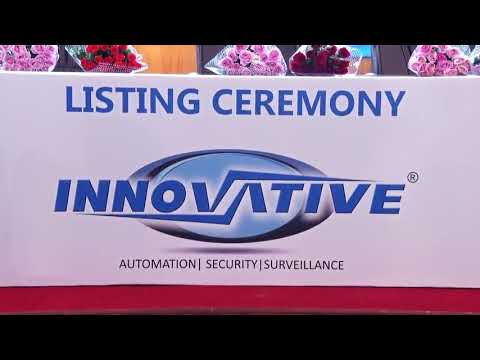 Video Highlights of the Listing Ceremony of Innovative Ideals and Services Ltd.