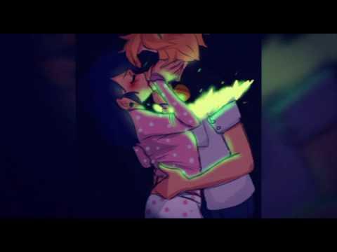 Поцелуи от Адриана и Маринетт.( Леди баг супер кот)