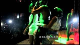 Spanglish live @ concert hall Zenaida Paramaribo March 29 prt 2 Ichaka Demus & Pliers concert)
