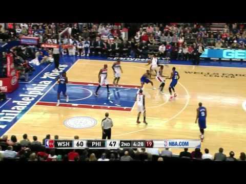 Washington Wizards vs Philadelphia 76ers | March 1, 2014 | NBA 2013-14 Season