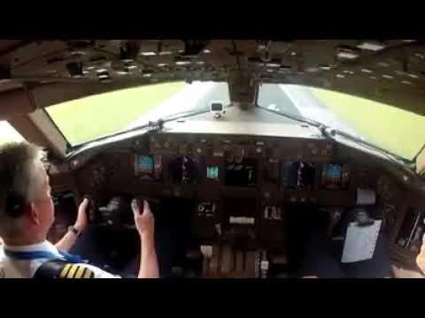 Pilots explain how jet planes cross the Atlantic ocean