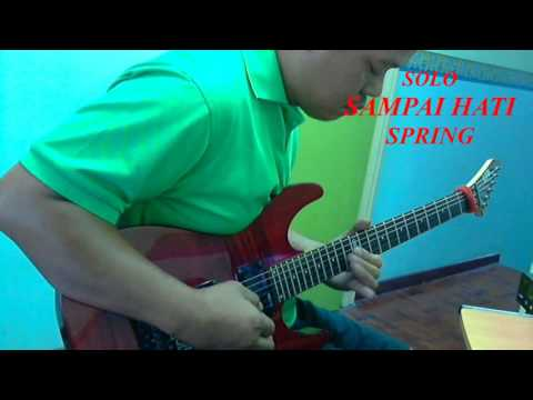 Spring-Sampai hati solo by WELD