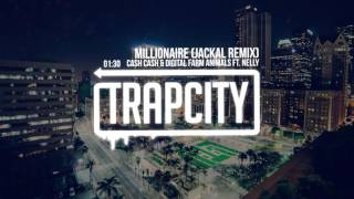 Cash Cash & Digital Farm Animals - Millionaire ft. Nelly (Jackal Remix)