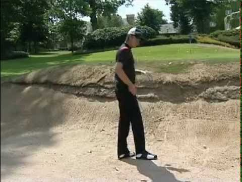 Go Shallow For Bunker Success With Justin Rose