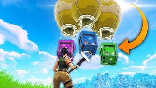 CRAZY AIRDROP GLITCH.. | Fortnite Funny and Best Moments Ep.29 (Fortnite Battle Royale)
