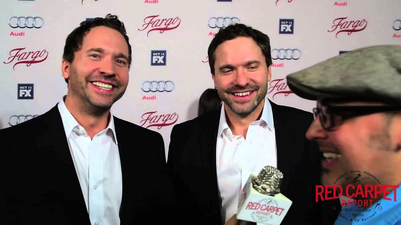 Todd Brad Mann The Kitchen Brothers At Fx S Fargo Red Carpet Premiere Event Fargofx Youtube