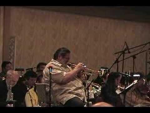 LA Jazz Inst. Bobby Shew With Strings Maynard's Tribute