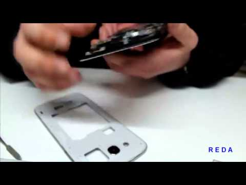 SAMSUNG I9152 Galaxy Mega 5.8 |Touch screen repair