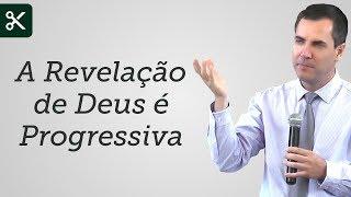 """""""A Revelação de Deus é Progressiva"""" - Leandro Lima"""
