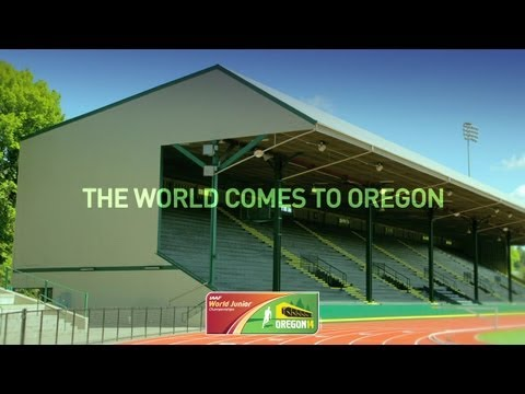 IAAF World Junior Championships are coming to Oregon