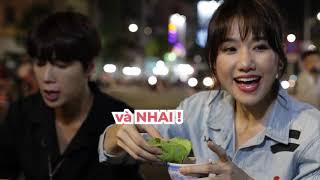 (한) Hari Won - Park Jung Min - Siêu Ham Ăn - Bánh xèo ngon siêu cấp 하리원 - 박정민 - 시우함앙 - 초특급 맛나는 반쎄오